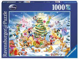 Ravensburger Puzzle Disneys Weihnachten 1000 Teile