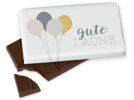 Geschenk fuer Dich Schokolade Gute Laune