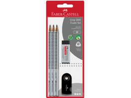 FABER CASTELL Bleistift Set GRIP 2001 EXAM