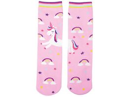 Die Spiegelburg Magic Socks Einhorn Paradies one size Gr 26 36