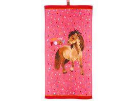 Die Spiegelburg Zauberhandtuch Hey Pony Mein kleiner Ponyhof