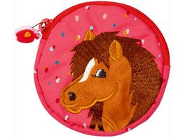 Die Spiegelburg Kleines Portmonee Mein kleiner Ponyhof