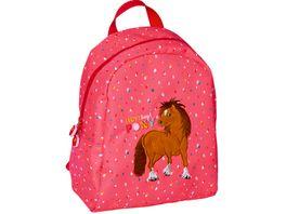 Die Spiegelburg Rucksack Hey Pony Mein kleiner Ponyhof