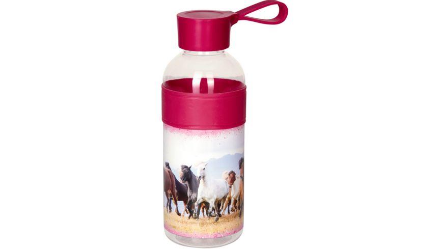 Die Spiegelburg Trinkflasche Pferdefreunde ca 0 6 l