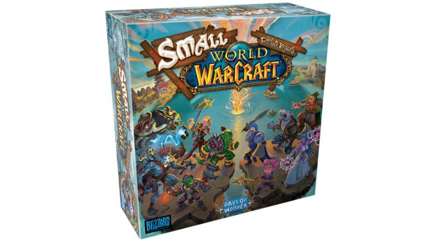 Asmodee Small World of Warcraft