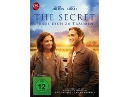 The Secret Das Geheimnis Traue dich zu traeumen
