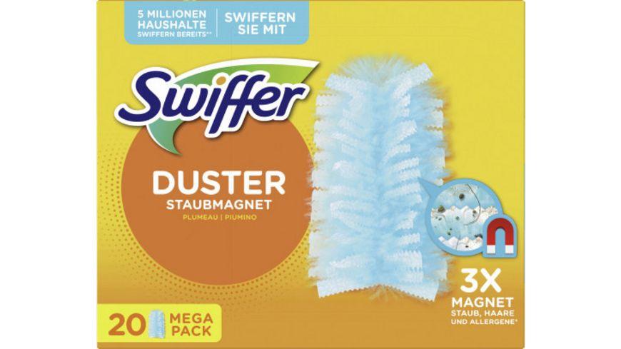 Swiffer Staubmagnet Nachfuellset Nachfüller (20 Tücher)