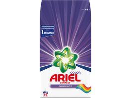 Ariel Compact Colorwaschmittel Pulver 19 Waschladungen