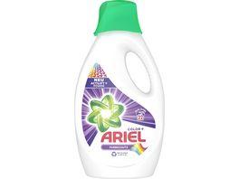 Ariel Fluessigwaschmittel Color 22 WL