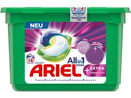 Ariel All in 1 Pods Color EXTRA Faserpflege