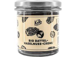 KoRo Bio Dattel Haselnuss Creme