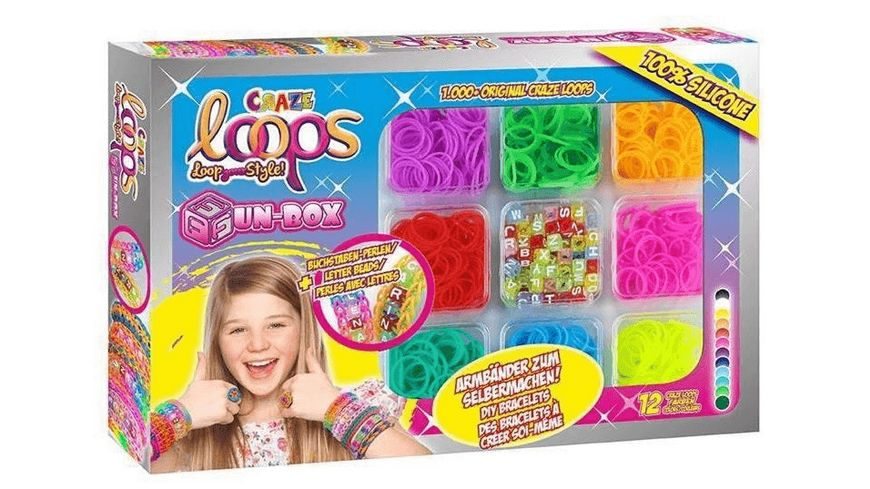 CRAZE - LOOPS FUN BOX