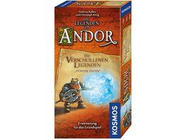 KOSMOS Die Legenden von Andor Die verschollenen Legenden Duestere Zeiten