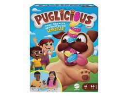 Mattel Games Puglicious Kinderspiel Aktionsspiel