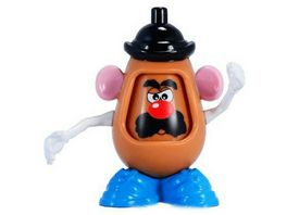 World s Smallests Mr Potato Head