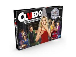 Hasbro Gaming Cluedo Mogeln und Mauscheln