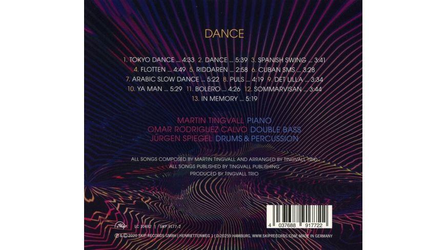 Dance Digipak