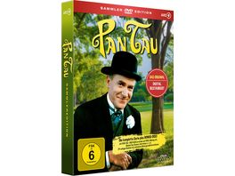 Pan Tau Die komplette Serie Sammler Edition 4 BRs