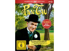 Pan Tau Die komplette Serie Sammler Edition 6 DVDs