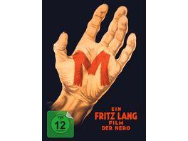 M Eine Stadt sucht einen Moerder limitiertes und nummeriertes Mediabook DVD