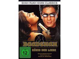 Baadshah Koenig der Liebe Shah Rukh Khan Classics