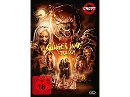 Ginger Snaps 1 3 Uncut 3 DVDs