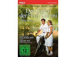 Der Garten der Finzi Contini Vielfach preisgekroente Literaturverfilmung von Meisterregisseur Vittorio de Sica Pidax Film Klassiker
