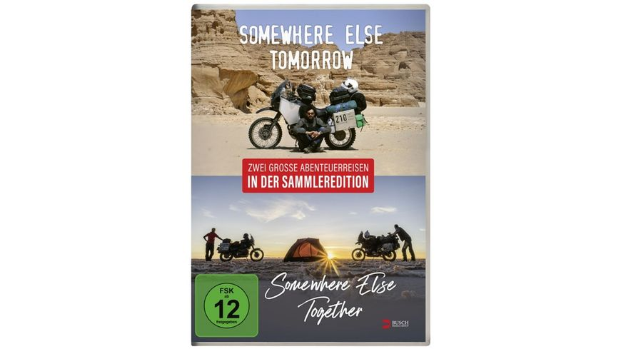 Somewhere Else Tomorrow Morgen woanders Somewhere Else Together Woanders zusammen 2 DVDs