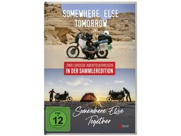 Somewhere Else Tomorrow Morgen woanders Somewhere Else Together Woanders zusammen 2 DVDs