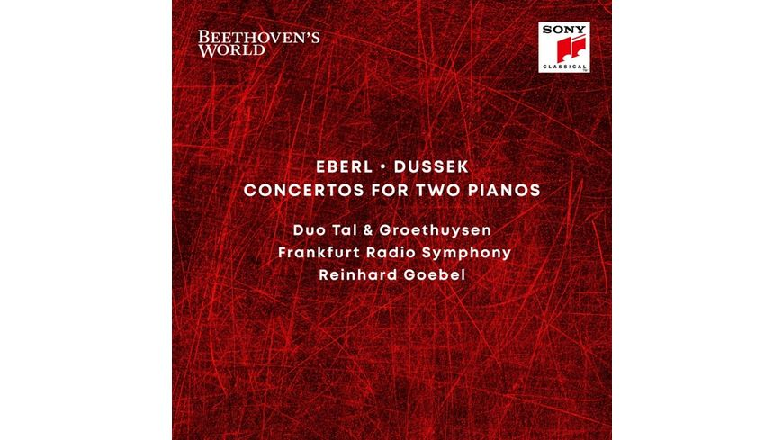 Beethoven's World: Concertos for 2 Pianos online bestellen | MÜLLER