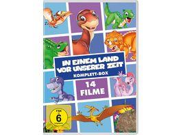 In einem Land vor unserer Zeit Film Komplettbox Alle Filme 1 14 14 DVDs
