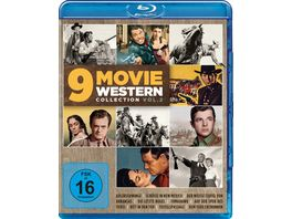 9 Movie Western Collection Vol 2 3 BRs
