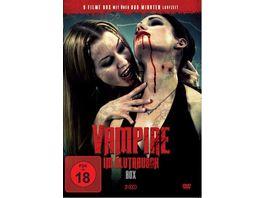 Vampire im Blutrausch Box 3 DVDs