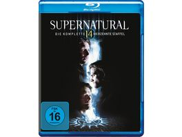 Supernatural Staffel 14 3 BRs