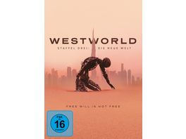 Westworld Staffel 3 3 DVDs