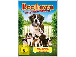 Ein Hund namens Beethoven Komplettbox 8 DVDs