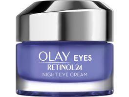 Olay Nachtcreme Retinol24 Augen Tiegel 15ml