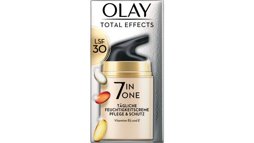 OLAY Total Effects Taegliche Feuchtigkeitscreme LSF 30