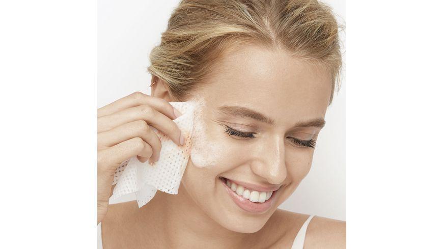 OLAY Daily Facials Reinigungstuecher fuer normale Haut