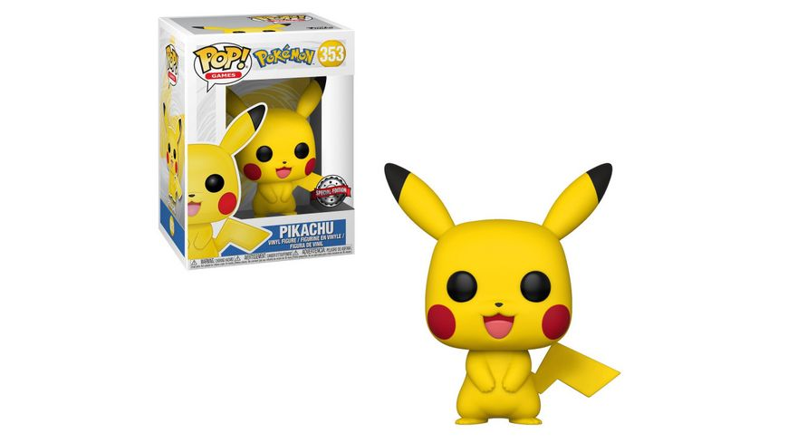 Funko - POP! - Pokemon Pikachu