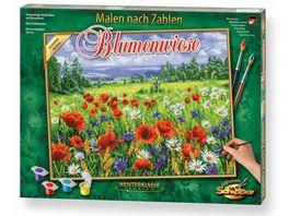 Schipper Malen nach Zahlen Motiv Gruppe Premium Blumenwiese Malen nach Zahlen