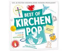 BEST OF KIRCHENPOP DIE 20 BESTEN KIRCHENLIEDER M