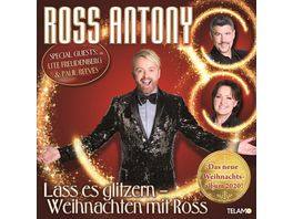 Lass es glitzern Weihnachten mit Ross