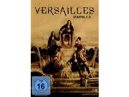 Versailles Staffel 1 3 12 DVDs
