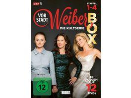 Vorstadtweiber Die Kultserienbox Staffel 1 4 40 Folgen auf 12 DVDs
