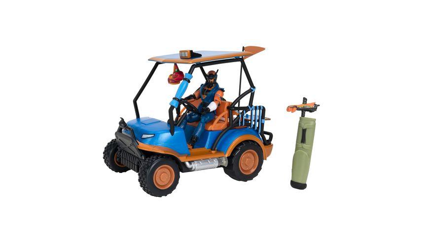 FORTNITE - RC Deluxe Feature Fahrzeug ATK mit Spielfigur (Stinger)