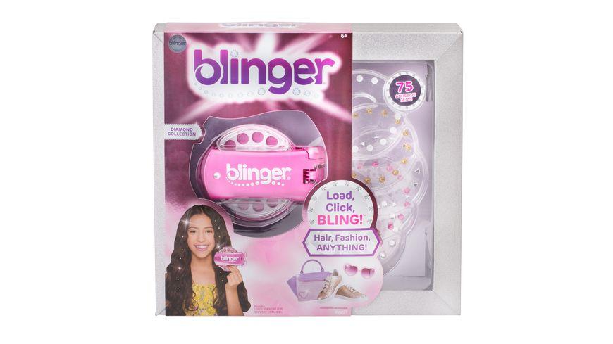 Blinger Diamant Edition Pink