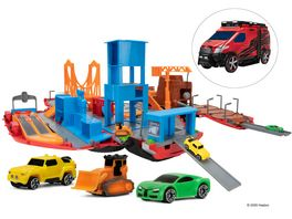Micromachines Grosses Spielset Super Van City