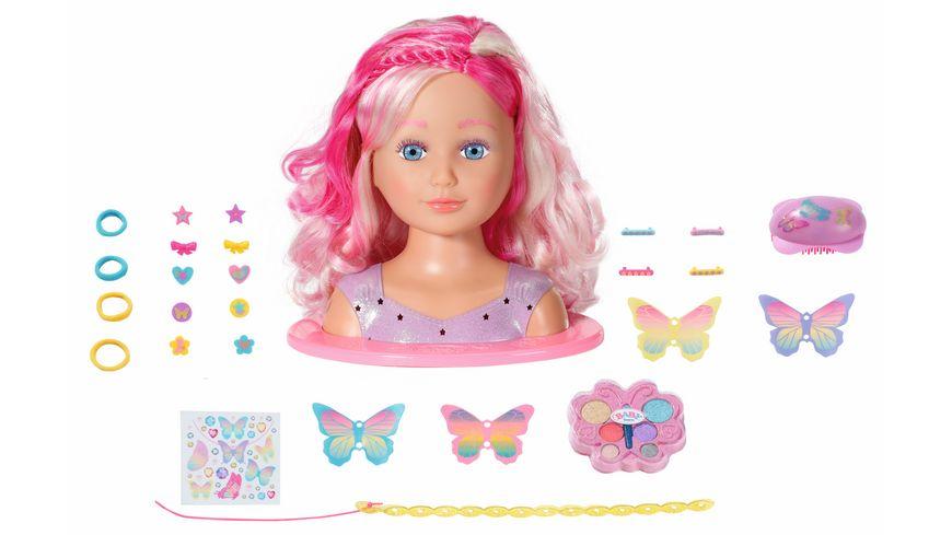 Zapf Creation - BABY born Sister Styling Head Fairy