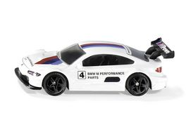 SIKU 1581 Super BMW M4 Racing
